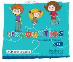 LES LOUSTICS 2 CD CLASSE