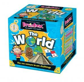 BRAINBOX THE WORLD. VERSIÓ B +8 ANYS