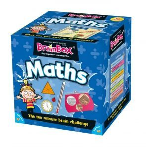 BRAINBOX MATHS- ENGLISH