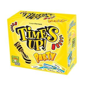 JUEGO DE MESA TIMES UP PARTY 1