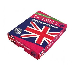 DOMINO STRONG ADJECTIVES LEVEL B1/B2/C1