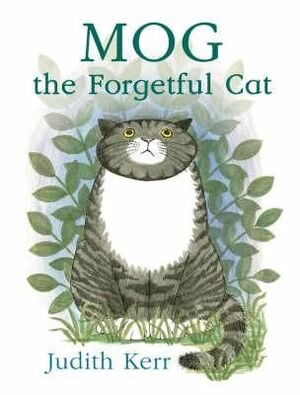 MOG THE FORGETFUL CAT HB