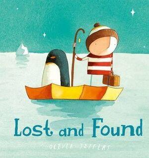 LOST & FOUND.