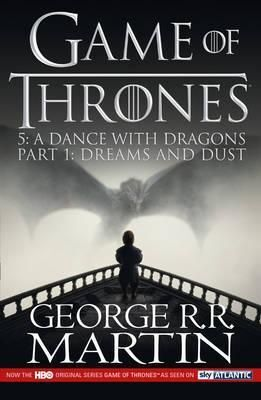 P1. GAME OF THRONES 5 DANCE WITH DRAGONS