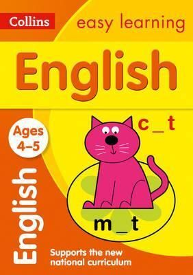 ENG. AGES 4-5 COLLINS EASY LEARNING PRESCHOOL