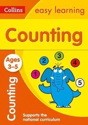 COUNTING. 3-5 YEARS. COLLIN EASY LEARN PRESCHOOL