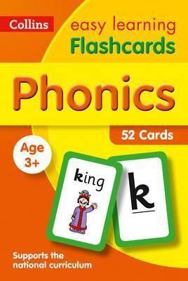 3+ Y. PHONICS FLASHCARDS. EASY LEARN PRESCHOOL