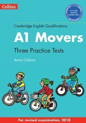 PA1. PRACTICE TESTS FOR MOVERS (CAMBRIDGE ENGLISH QUALIFICATIONS)