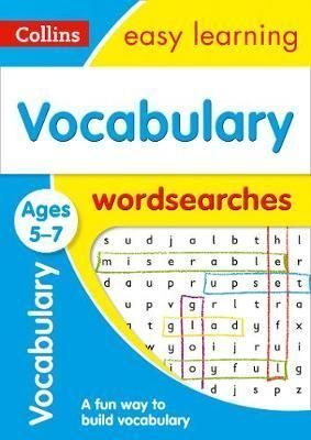 5-7Y. VOCABULARY WORD SEARCHES