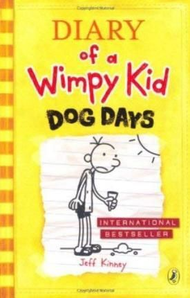 4.DIARY OF A WIMPY KID. DOG DAYS