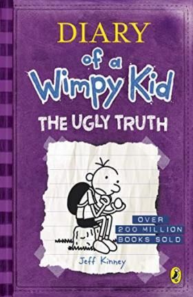 5. DIARY OF A WIMPY KID THE UGLY TRUTH