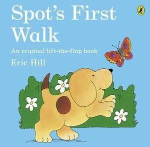 PB. SPOT'S FIRST WALK