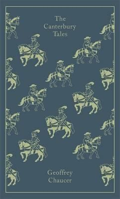 THE CANTERBURY TALES (CLOTHBOUND CLASSICS)