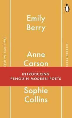 PENGUIN MODERN POETS 1: IF I'M SCARED WE CAN'T WIN
