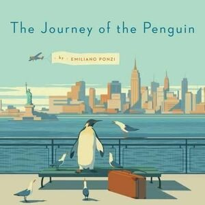 THE JOURNEY OF THE PENGUIN