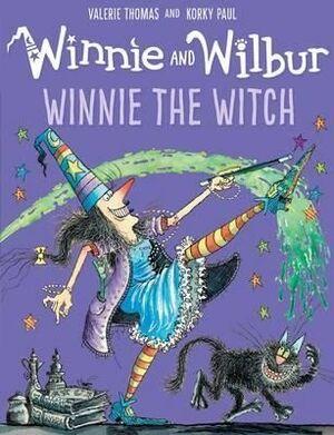 WINNIE AND WILBUR: WINNIE THE WITCH