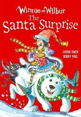 THE SANTA SURPRISE: WINNIE AND WILBUR
