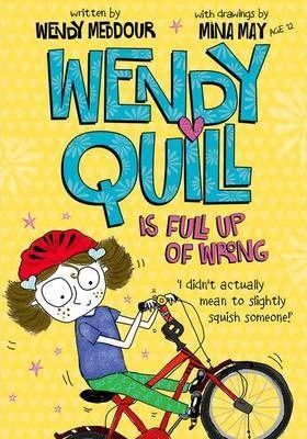 IS FULL UP OF WRONG WENDY QUILL