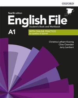 A1. BEGINNER ENGLISH FILE A1 BEGINNER STUDENT S WORKBOOK WITHOUT KEY AND ONLINE PRACTICE WORKBOOK