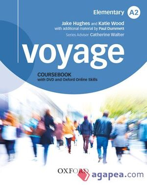 VOYAGE A2. STUDENT'S BOOK + WORKBOOK+ PRACTICE PACK WITHOUT KEY