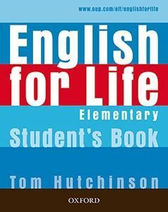 ENGLISH FOR LIFE. ELEM. STUDENT BOOK