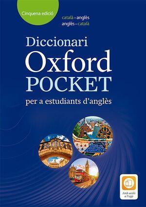 DICCIONARIO OXFORD POCKET CAT-ING
