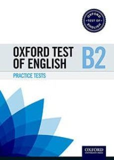 B2. OXFORD TEST OF ENGLISH PACK