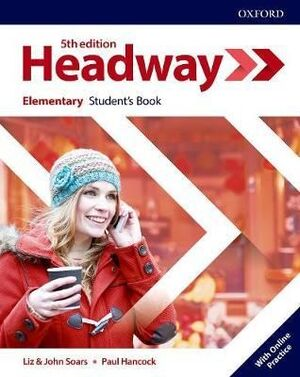 HEADWAY ELEMENTARY  STUDENT BOOK. 5TH EDITION