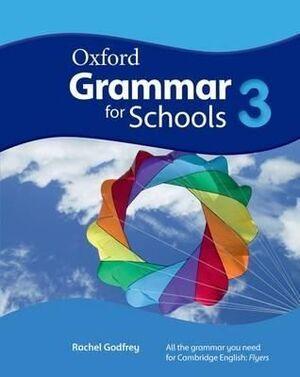 3. OXFORD GRAMMAR FOR SCHOOLS