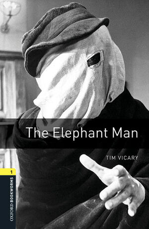 L1. THE ELEPHANT MAN MP3 PACK. OXFORD BOOKWORMS 1
