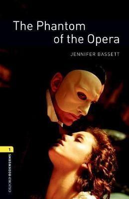 L1. PHANTOM OF THE OPERA MP3. OXFORD BOOKWORMS