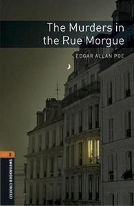 L2. THE MURDERS IN THE RUE MORGUE MP3 PACK. OXFORD BOOKWORMS