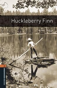 L2. HUCKLEBERRY FINN.OXFORD BOOKWORMS