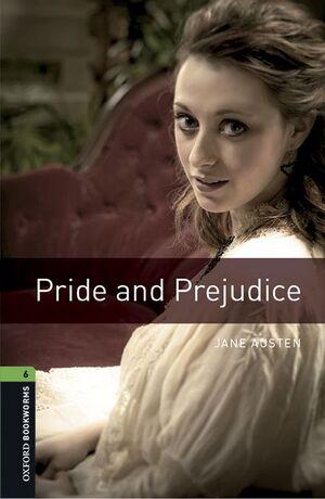 L6. PRIDE & PREJUDICE MP3 PACK. OXFORD BOOKWORMS LIBRARY