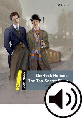 L1. SHERLOCK HOLMES: THE TOP SECRET PLANS. DOMINOES