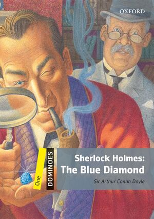 L1. SHERLOCK HOLMES: THE BLUE DIAMOND. DOMINOES