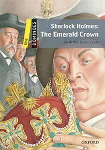 L1. SHERLOCK HOLMES: THE EMERALD CROWN. DOMINOES