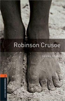 L2. ROBINSON CRUSOE. OXFORD BOOKWORMS