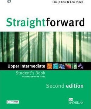STRAIGHTFORWARD UPP SB & WEBCODE 2ND ED