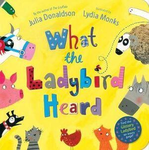 WHAT THE LADYBIRD HEARD BB