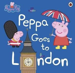 PEPPA PIG GOES TO LONDON