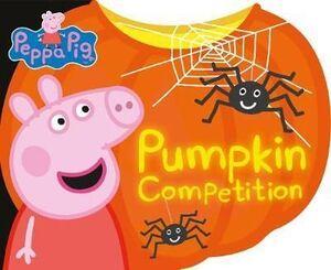 PEPPA PIG PUMPKIN COMPETITION