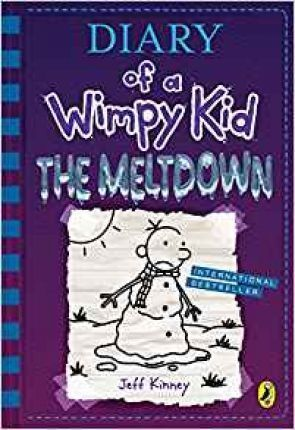 13. DIARY OF A WIMPY KID: THE MELTDOWN