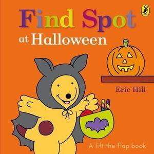 FIND SOPT AT HALLOWEEN  : A LIFT-THE-FLAP STORY