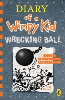 14. DIARY OF A WIMPY KID: WRECKING BALL. HB
