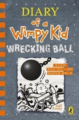 14. DIARY OF A WIMPY KID: WRECKING BALL