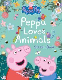PEPPA LOVES ANIMALS