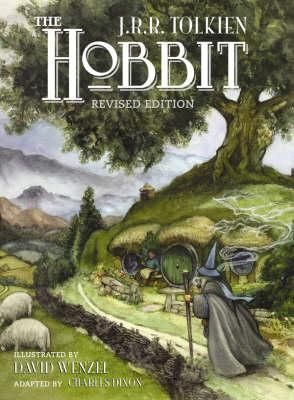 HOBBIT - GRAPHIC NOVEL