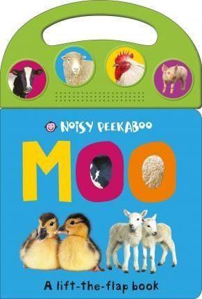 THE NOISY PEKABOO: MOO