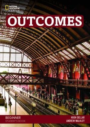 OUTCOMES BEGINNER WITH CLASS DVD